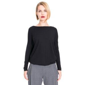 Jill Shirt schwarz ulliko