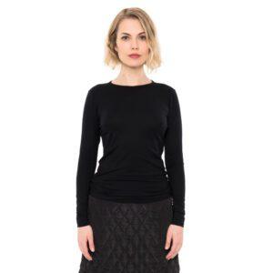 Meghan schwarzes Shirt ulliko
