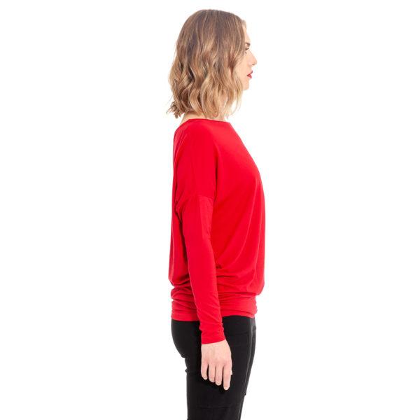 Shirt aus Tencel Jersey